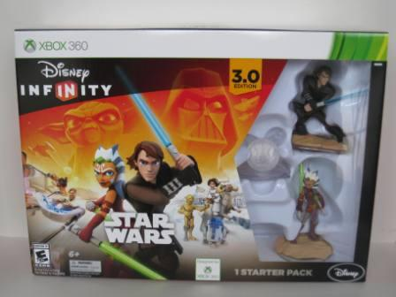 Disney Infinity 3.0 Star Wars Pack (SEALED) - Xbox 360 Accessory